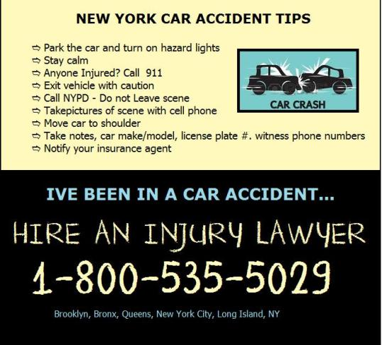 Car Accident Tips