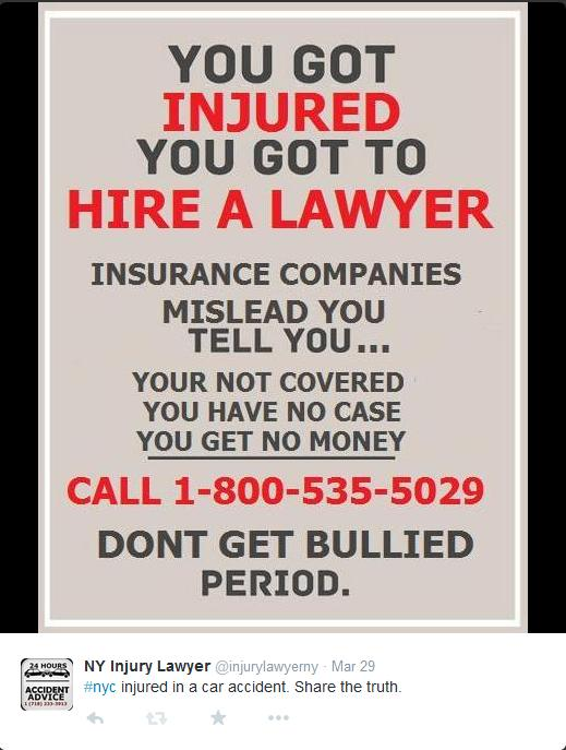 Most accident lawyers provide free consultations.