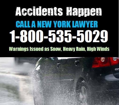 accidents were caused by icy road conditions