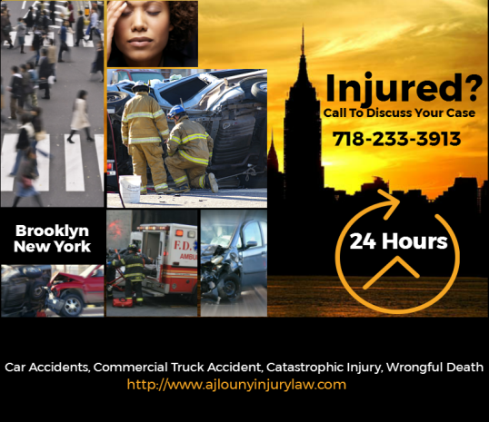 Brooklyn Car Accident Lawyer Fighting For Your Rights NY (718) 233-3913
